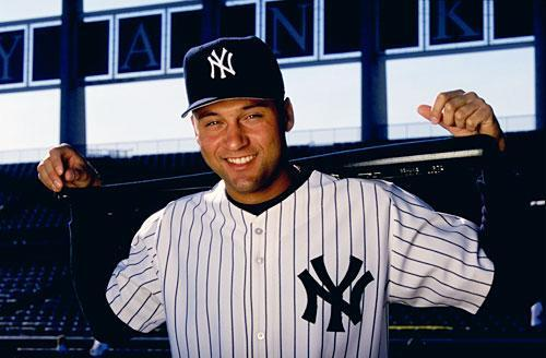 Derek Jeter Success Photo