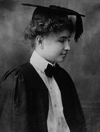 Helen Keller Success Photo