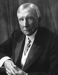 John D Rockefeller Success Photo