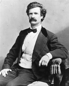 Mark Twain Successful and Success Photo