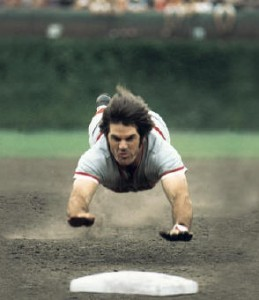 Pete Rose Success Photo